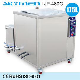 40 Gal Stainless Steel SUS316 Ultrasonic Cleaning Machine DPF Filter Cleaning Machine