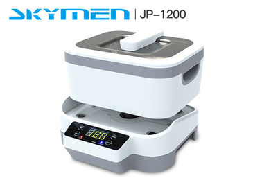 CE FCC rated sweep mode Detachable Household Ultrasonic Cleaner made of Stainless SUS304 40KHz