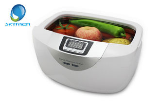CE appliance 2500ml home use Ultrasonic Fruit And Vegetable Washer